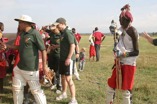 Maasai cricket 544